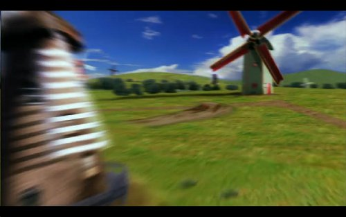 Windmills on Pushing Daisies